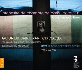 Saint-Francois-D-Aise-La-Legende-de-Sainte-Cecile